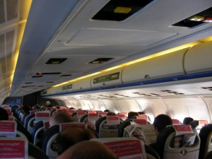 riparazione interni aereo