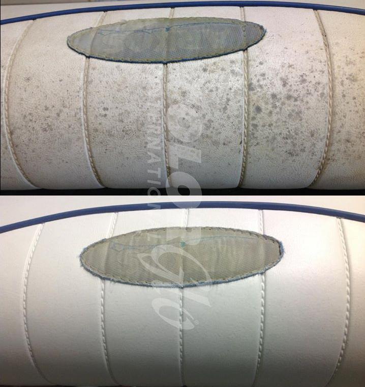 riparazione cuscini nautici
