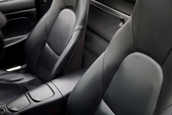 rigenerazione interni in pelle auto